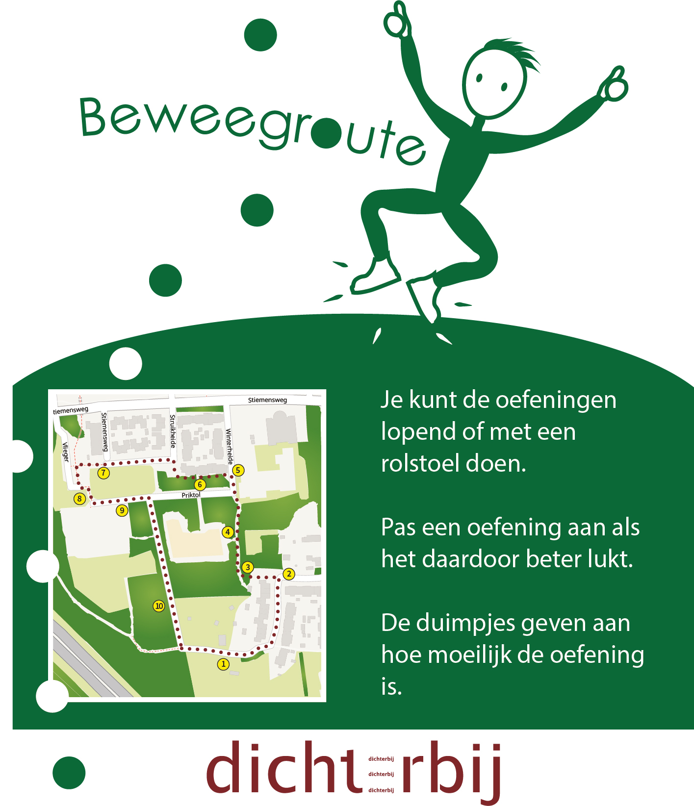 beweegroute